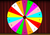 ClassTools word or letter wheel